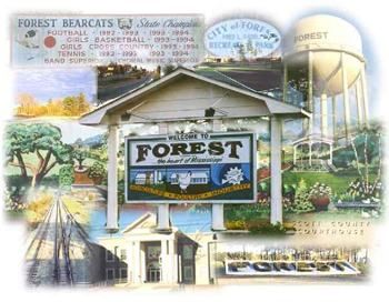 Welcome to Forest, Mississippi Official Internet Site!